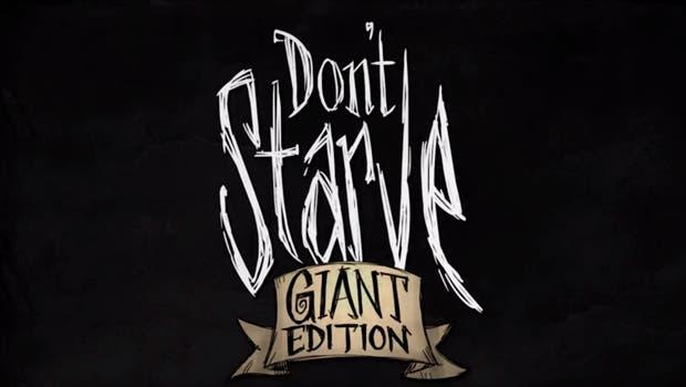 Nuevo trailer y fecha de lanzamiento para Don´t Starve: Giant Edition 1