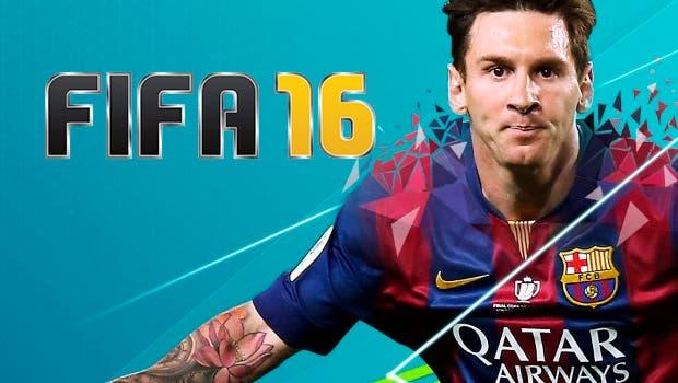 FIFA 16 sigue encabezando las ventas 1