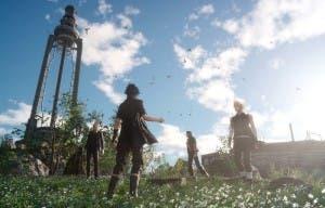 Nuevas imágenes y artes conceptuales de Final Fantasy XV