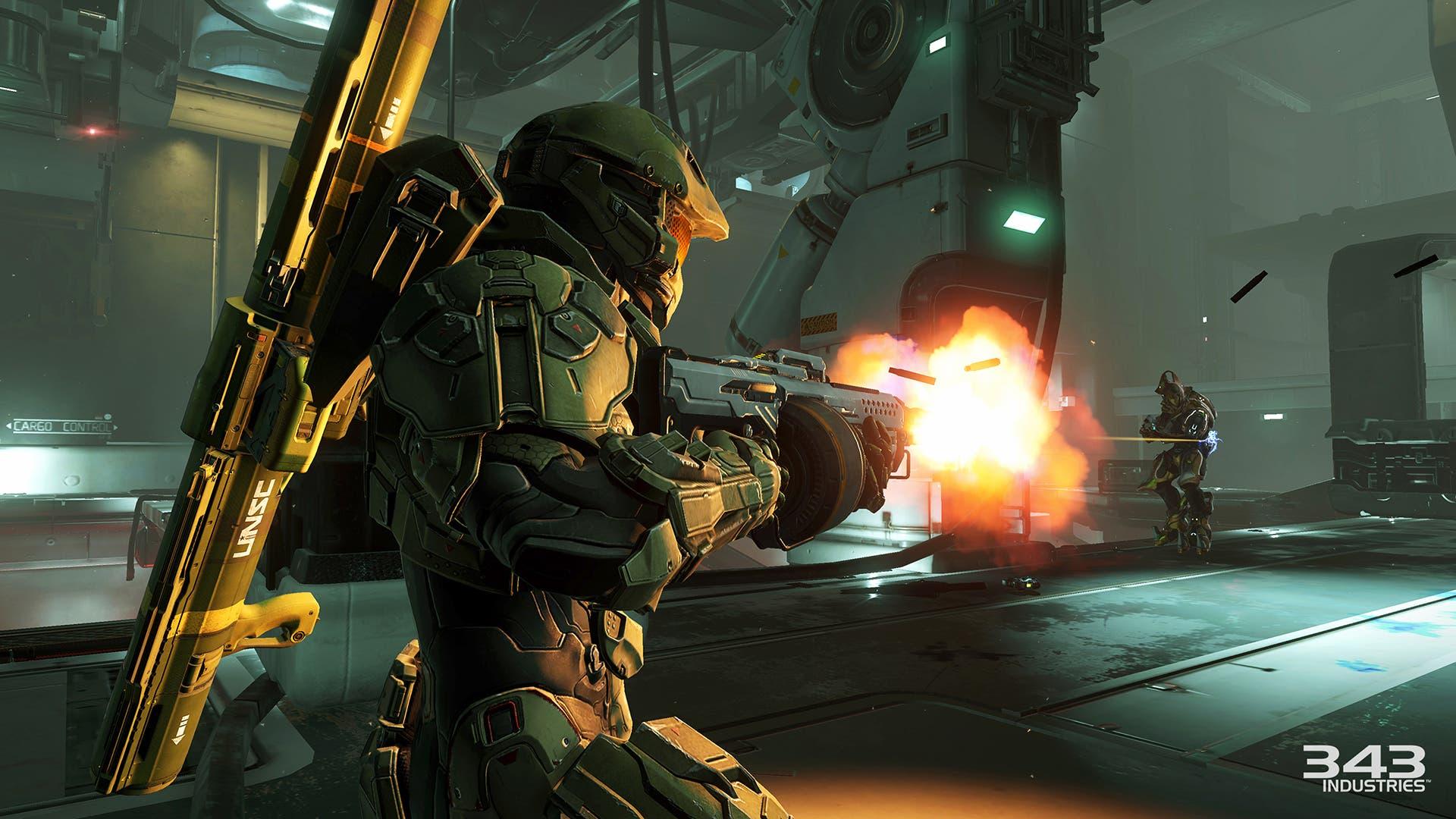 Hasta 3 regalos en GAME con la reserva de Halo 5: Guardians 1