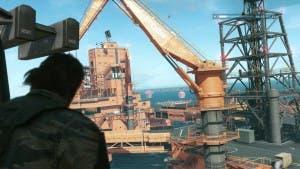 gameplay de Metal Gear Solid V: The Phantom Pain con motivo de la Gamescom