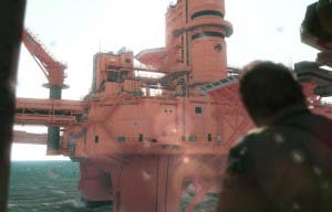 La Mother Base de Metal Gear Solid V muestra lo grande que puede llegar a ser en una nueva imagen