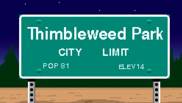 Descubre el extenso gameplay de Thimbleweed Park, lo último de Ron Gilbert 8