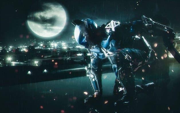 Brutal cosplay basado en el juego de Batman Arkham Knight 4