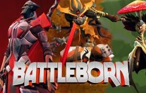 Gearbox presenta a tres protagonistas de Battleborn