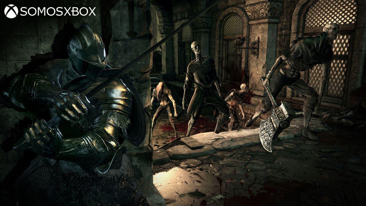 Dark Souls y Tekken Tag Tournament 2 retrocompatibles en Xbox One 2