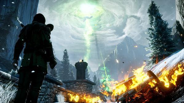 Dragon Age: Inquisition Game of the Year no incluirá los DLC's en el disco 9
