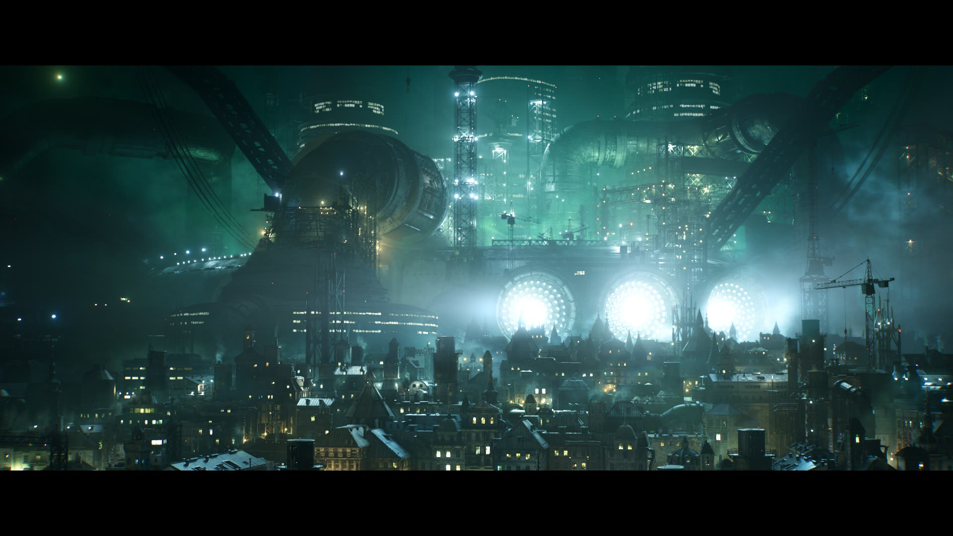 El remake de Final Fantasy VII no utilizará el Luminous Engine