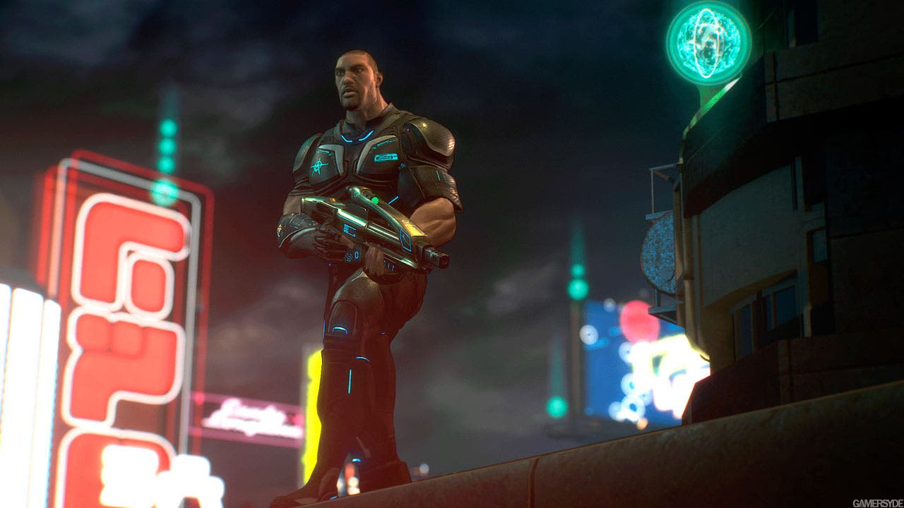 ¿Por qué no sale Crackdown 3 en 2016? 1