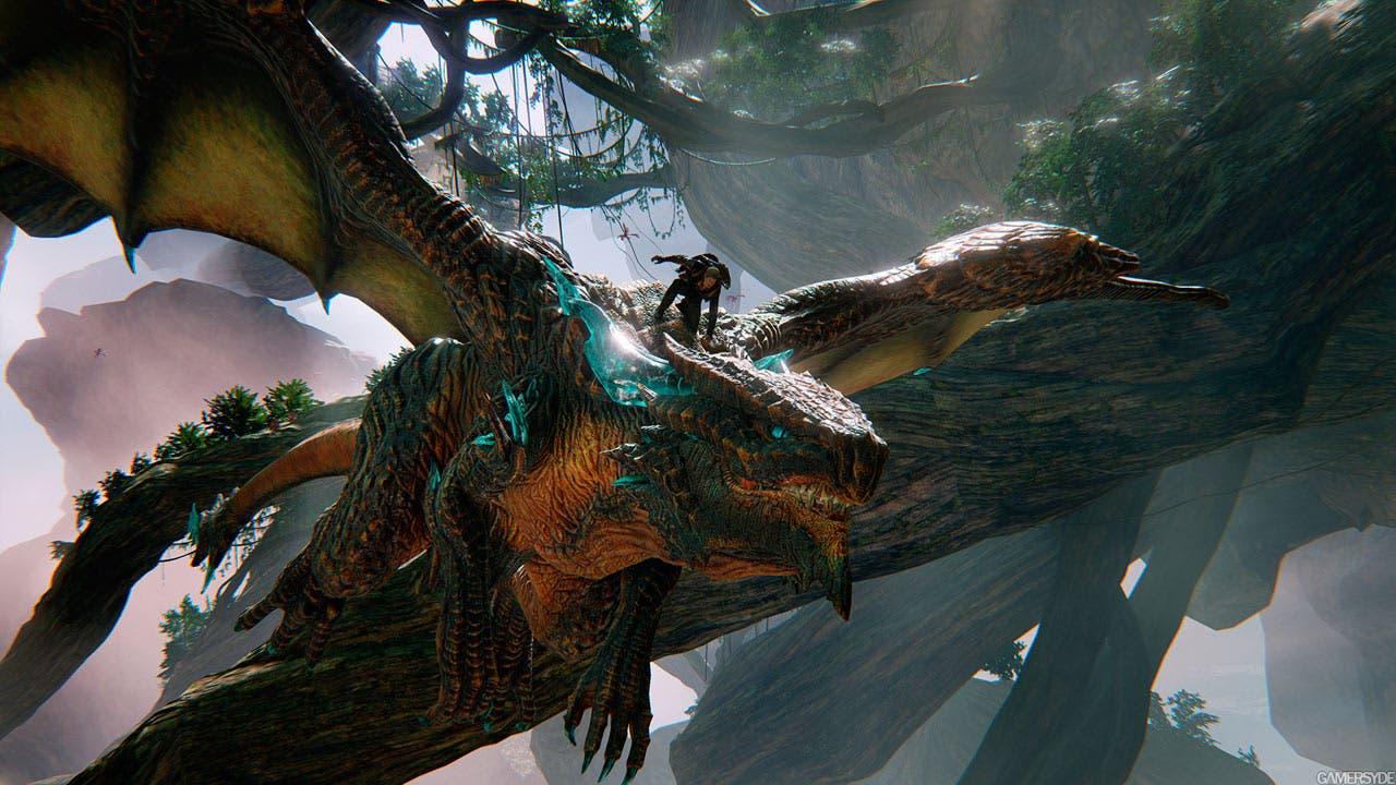 Scalebound ambiciona ser el mejor RPG de acción 17