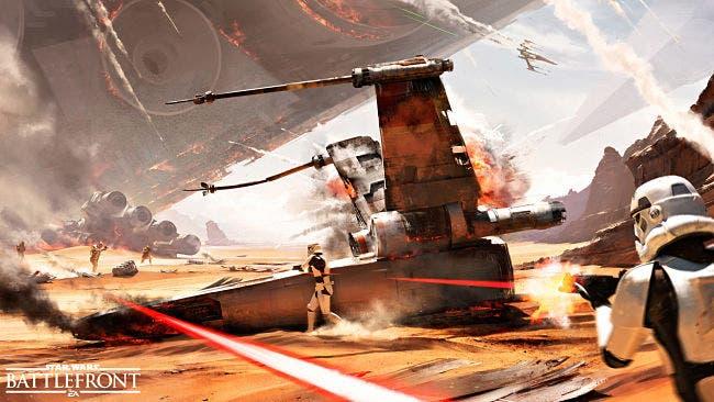 Star Wars Battlefront no incluirá microtransacciones 1