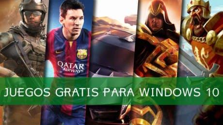 Los juegos gratis para Windows 10 de Xbox que ya están disponibles