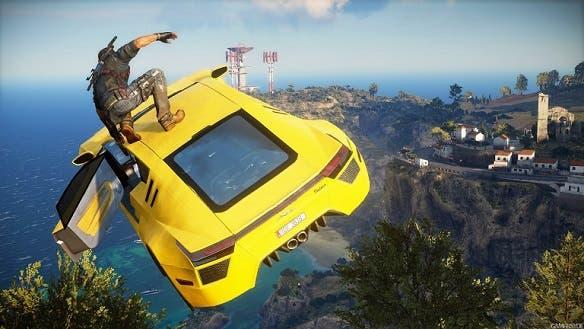 Avalanche Studios contrata al creador del mod multijugador de Just Cause 2 1
