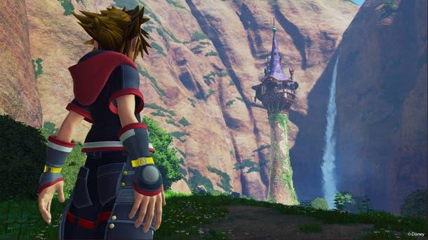 El nuevo tráiler de Kingdom Hearts III nos presenta Classic Kingdom 1