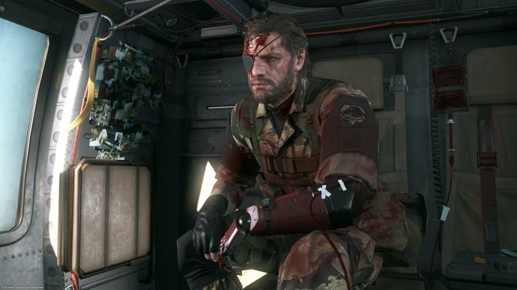 Todo lo que debes saber antes de jugar a Metal Gear Solid V: The Phantom Pain