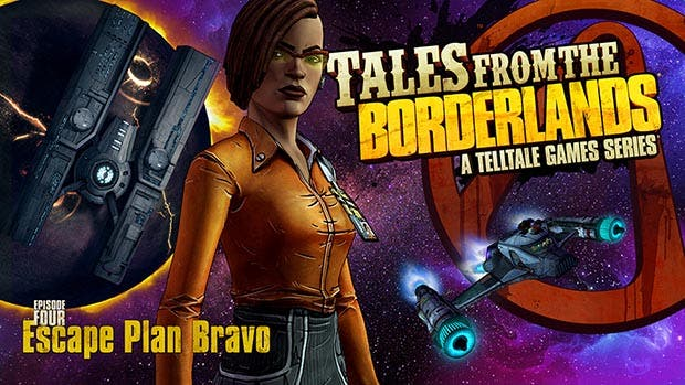 GAME presenta la edición física de Tales from the Borderlands 9