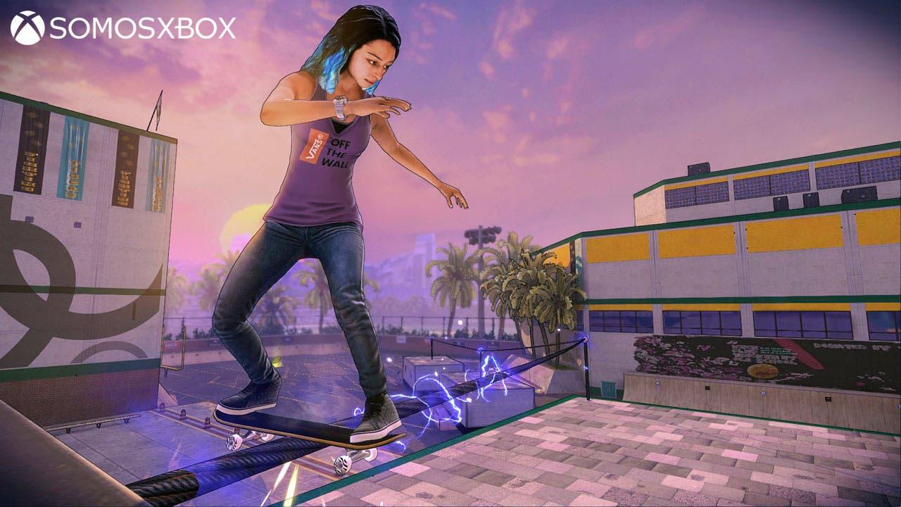 Trailer de lanzamiento de Tony Hawk's Pro Skater 5 7