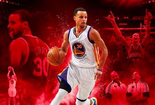 Stephen Curry es tan bueno que 2k Sports no sabe qué hacer con él en NBA 2k 3