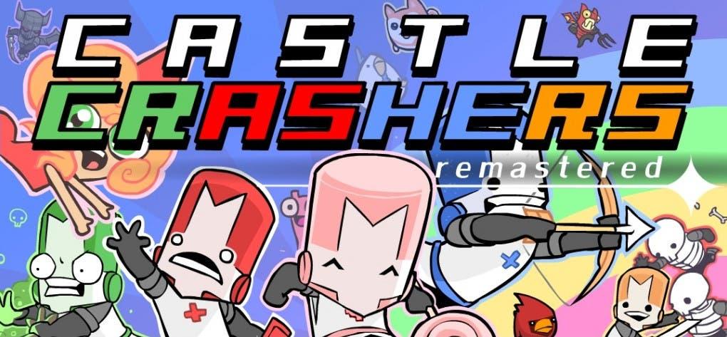 [Actualizada] La próxima semana llega Castle Crashers Remastered a Xbox One 2