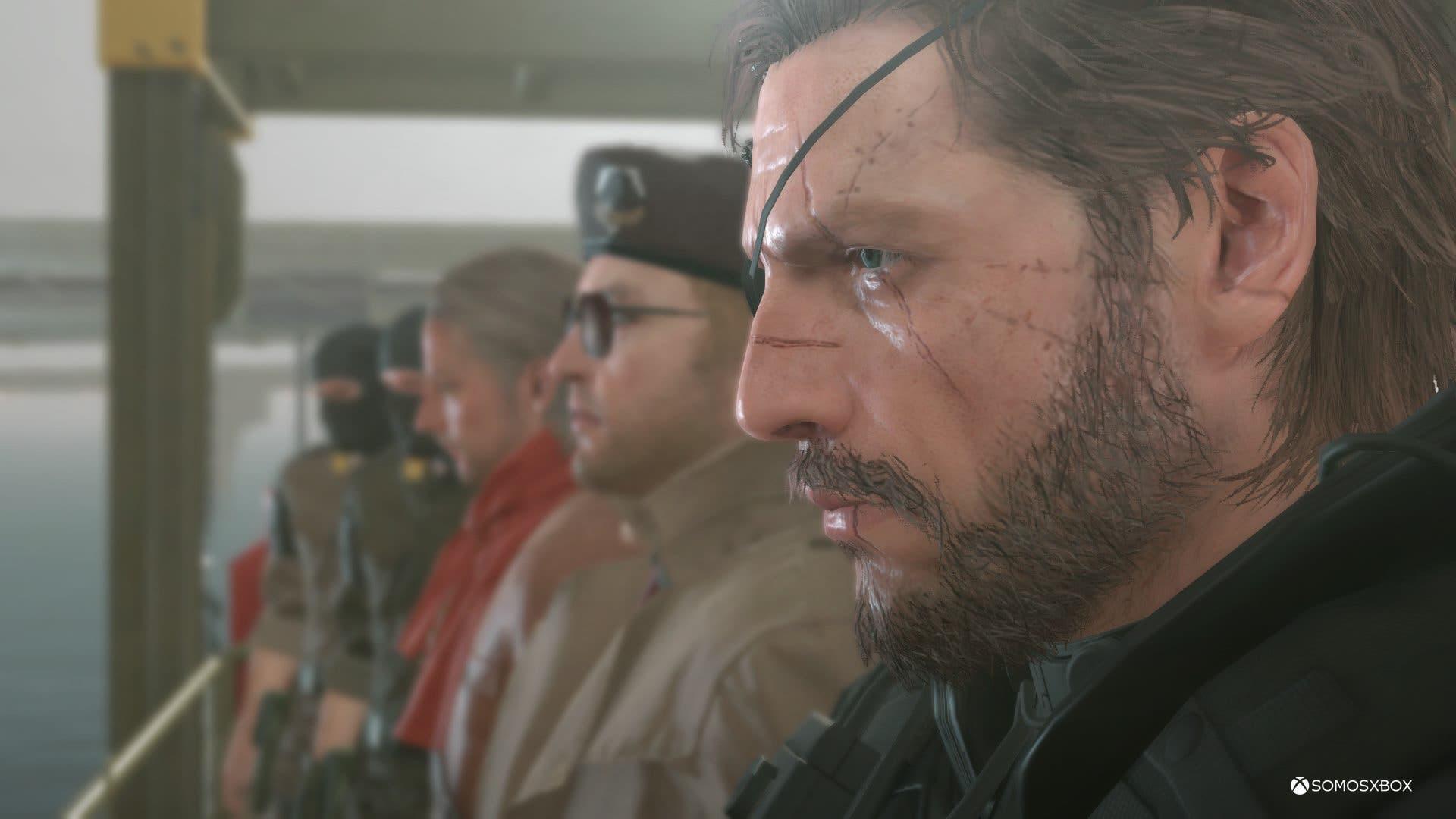 Análisis de Metal Gear Solid V: The Phantom Pain