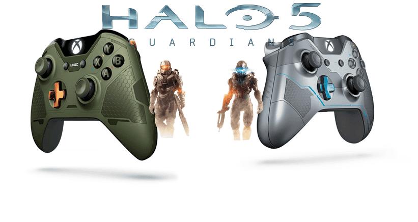 Ya podéis reservar los nuevos mandos HALO para Xbox One 1