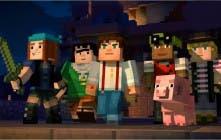 Minecraft Story Mode nos presenta a sus personajes
