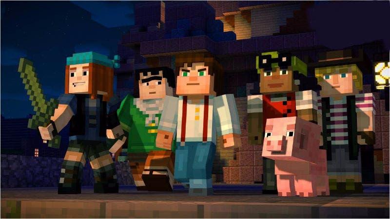 Ya disponible el quinto episodio de Minecraft Story Mode, la aventura no acaba aquí 1