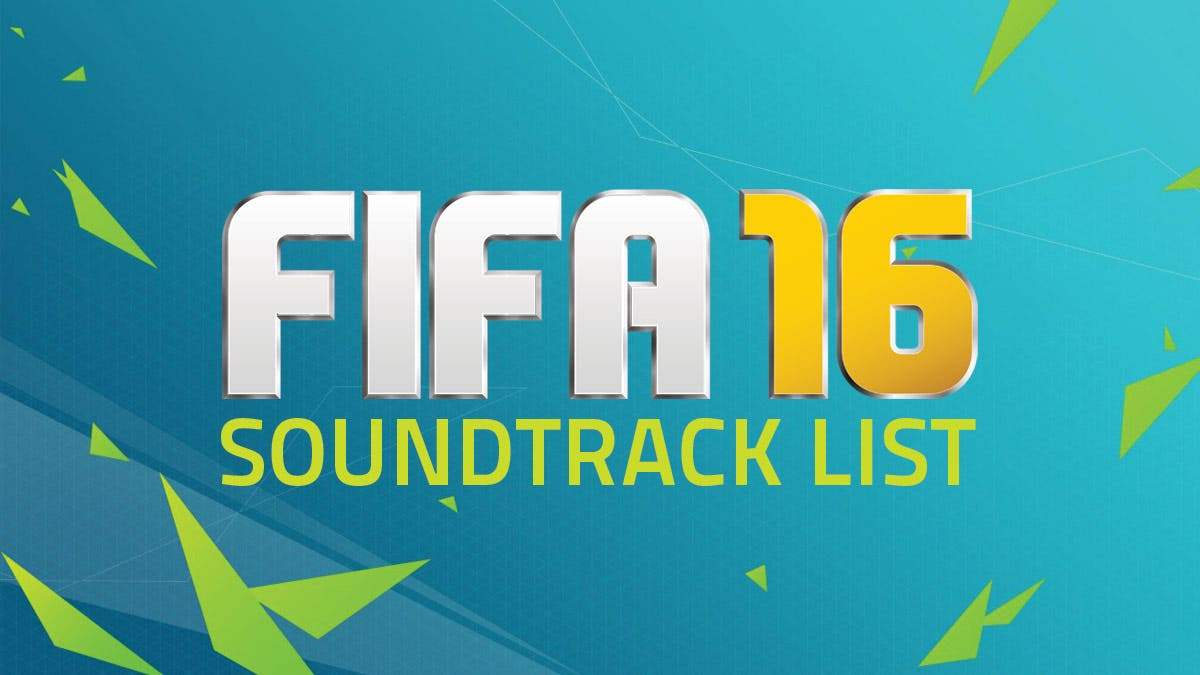 Escucha ya la banda sonora de EA Sports FIFA 16 en Spotify 1