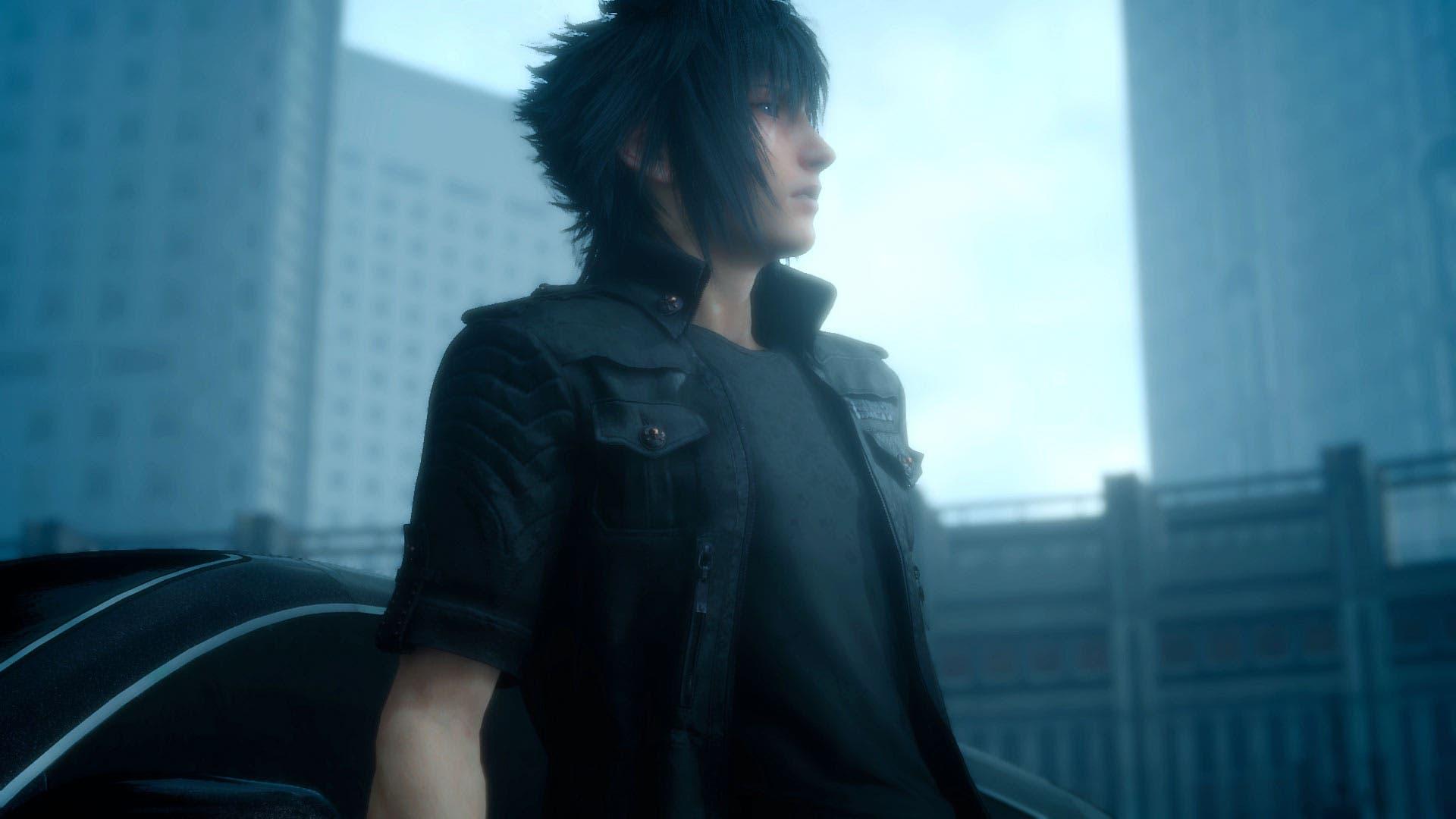 Así funcionan las animaciones del Luminous Engine y la captura de movimiento en Final Fantasy XV 1
