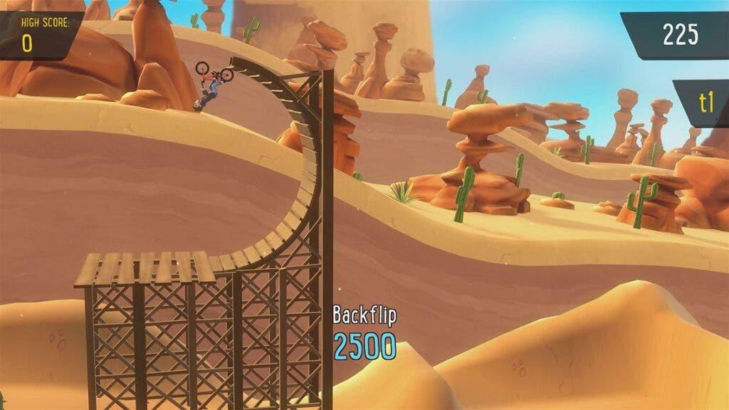 BUMPED BMX 2