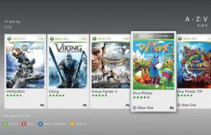 Los miembros de Xbox Preview ya pueden ver los juegos retrocompatibles en su biblioteca y Xbox Store