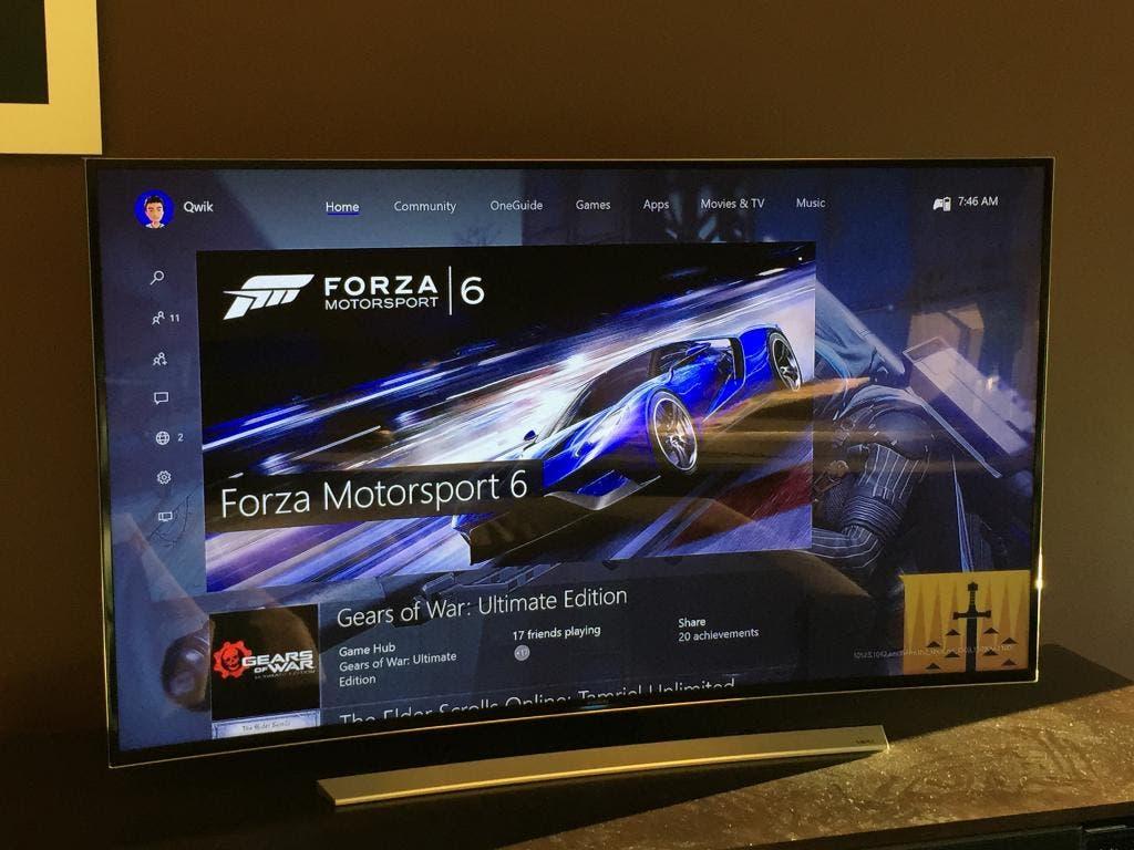 New Xbox One Experience comienza a llegar a los usuarios 1