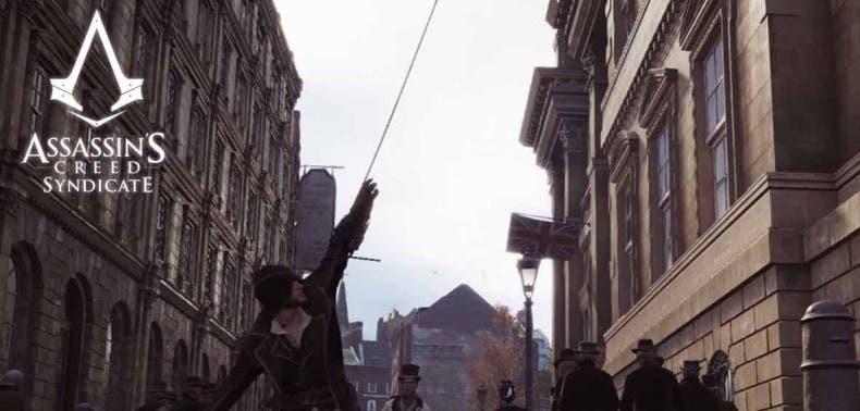 Un fan crea el gancho y la hoja oculta de Assassin's Creed Syndicate 1