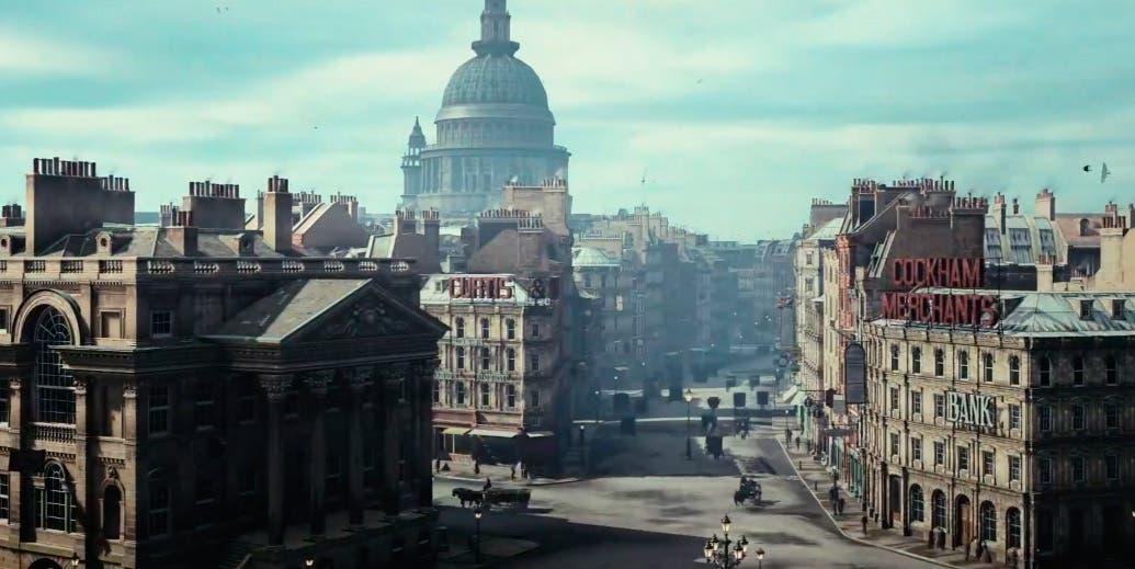 La visión de águila en el nuevo trailer de Assassin's Creed Syndicate 1