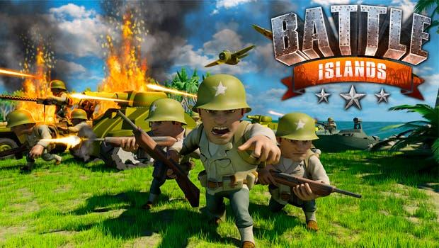 Battle Islands ya está disponible para Xbox One 1