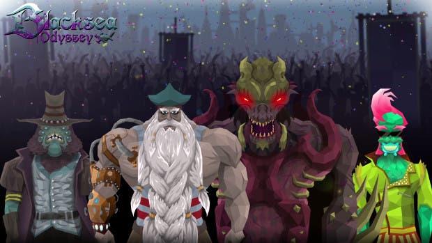 Blacksea Odyssey anuncia Blacksea Odyssey para Xbox One 1