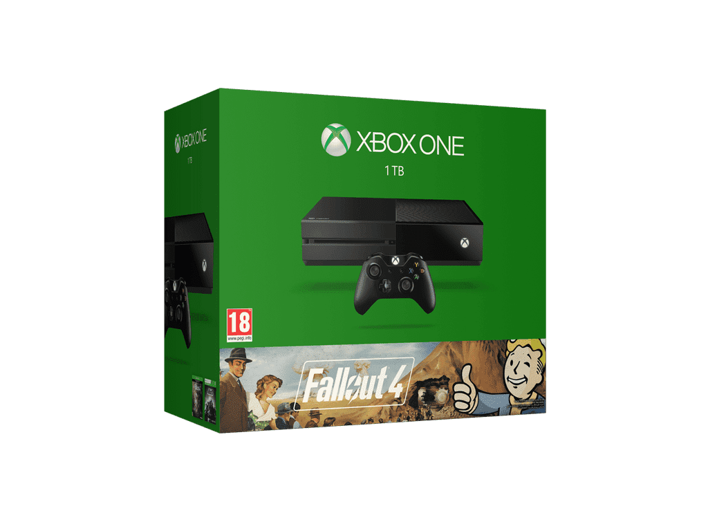 Nuevo bundle de Xbox One con Fallout 4 1