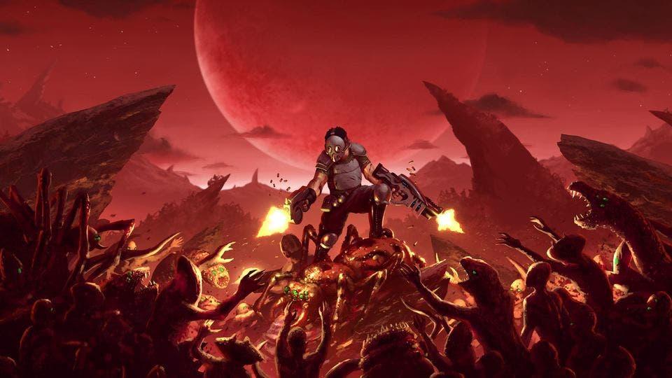 Análisis de Crimsonland 2
