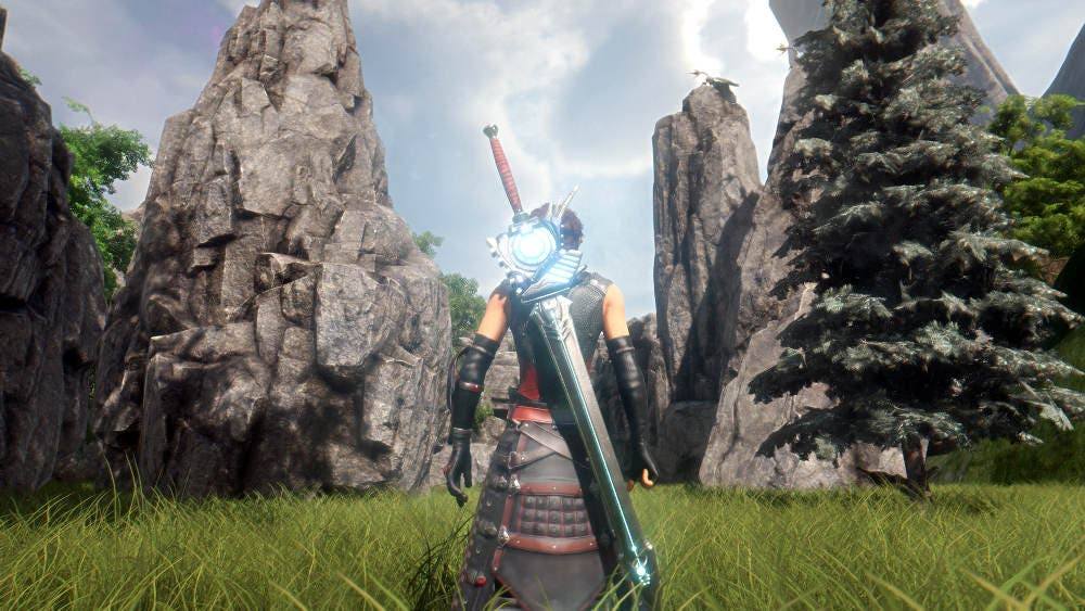 Nuevo gameplay de Edge of Eternity 1