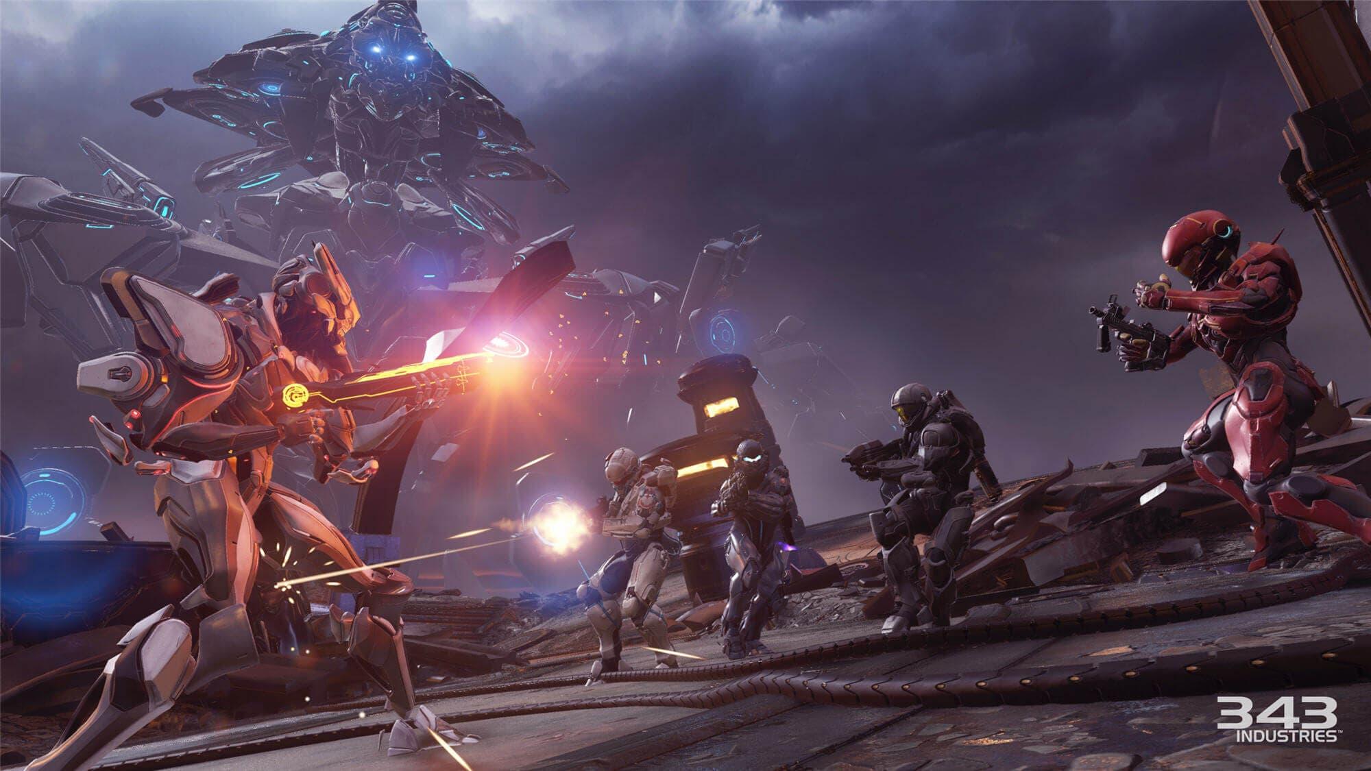Halo 5: Guardians tendrá parche day-one 1