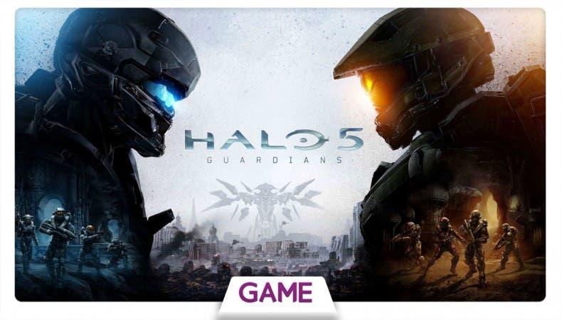 GAME presenta el pack definitivo de Xbox One y Halo 5: Guardians 1