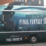 Os presentamos la hamburguesería oficial de Final Fantasy XV 6