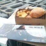 Os presentamos la hamburguesería oficial de Final Fantasy XV 12