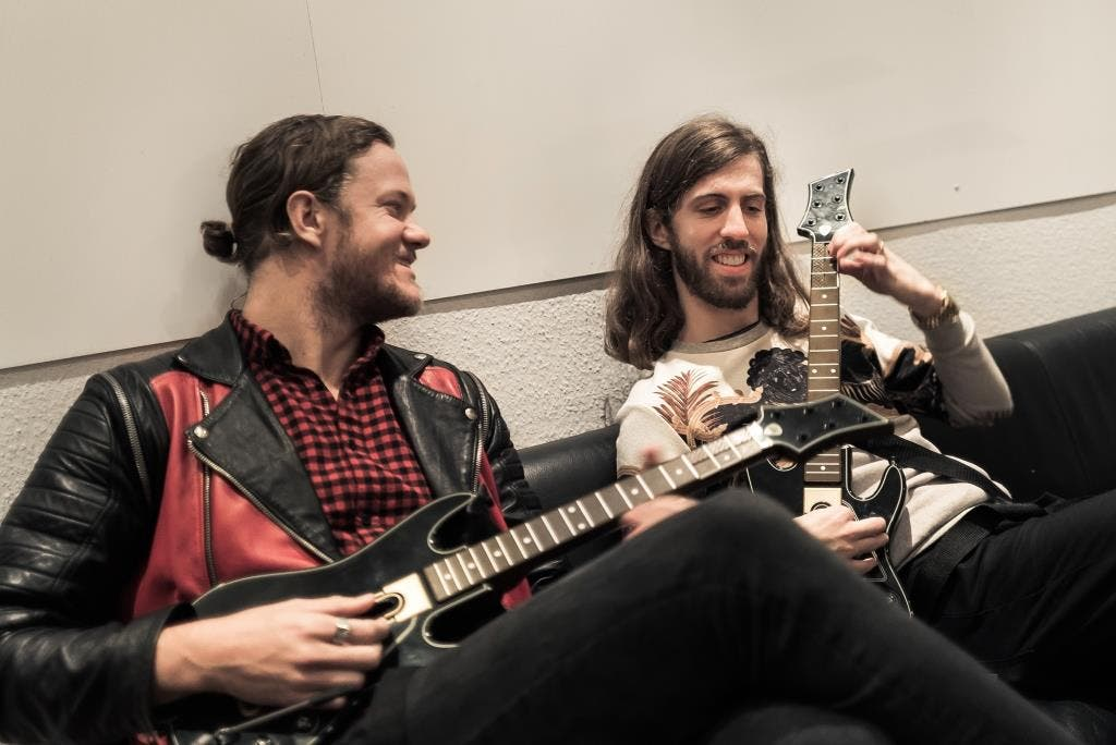 Imagine Dragons - Guitar Hero