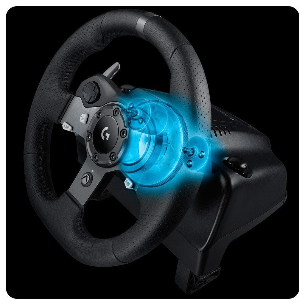 Logitech G920 Driving Force para Xbox Series X|S a un precio alucinante 2