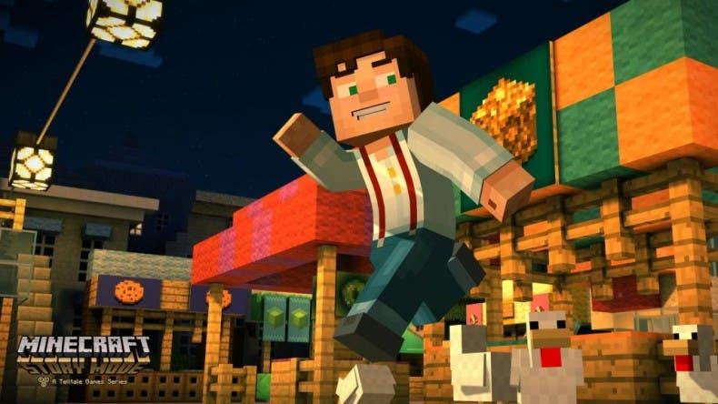 Minecraft: Story Mode ya tiene fecha de salida para su edición física 1
