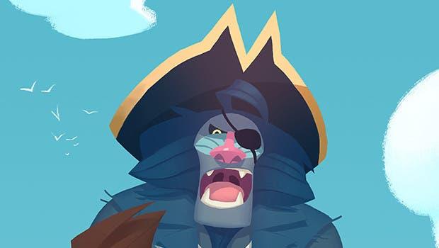 La próxima semana llegará Monkey Pirates a Xbox One 1