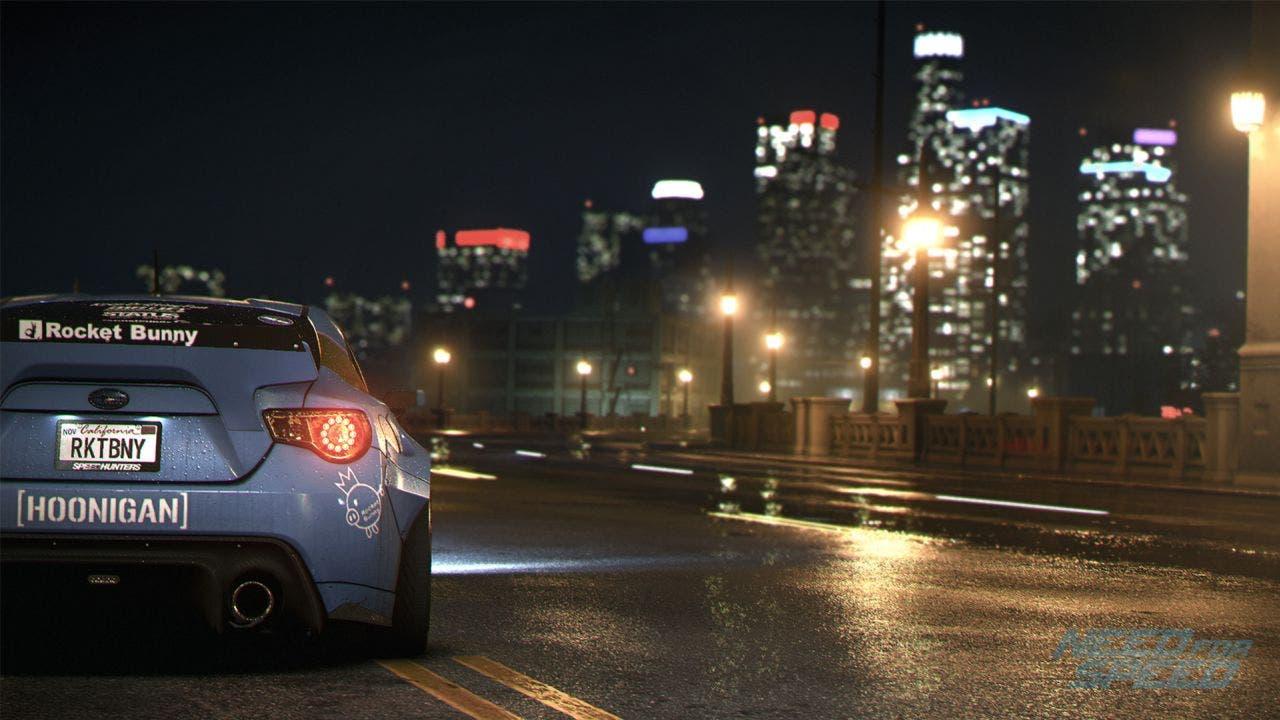 Las mejoras de Need for Speed tras la beta son... 1