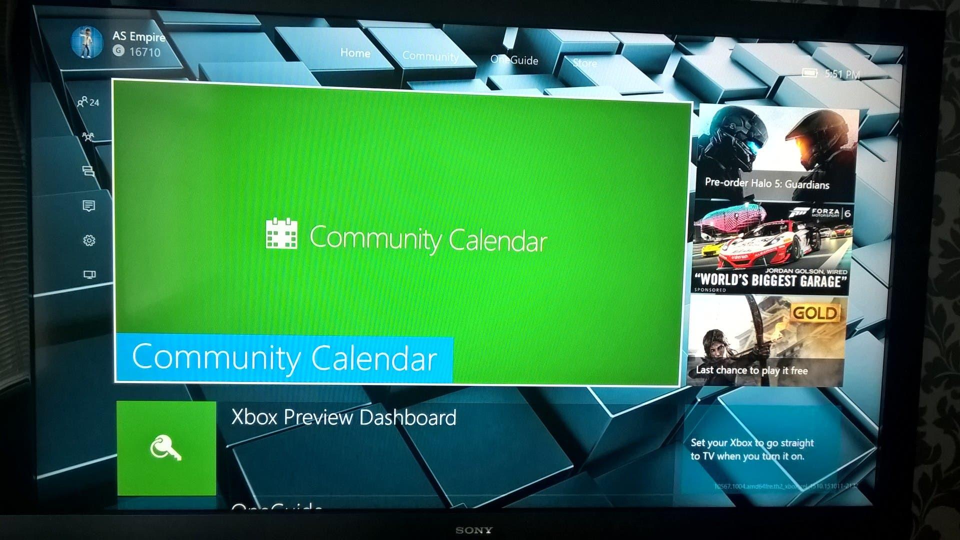 Novedades descubiertas en la NXOE, Community Calendar y descargas simultáneas 1