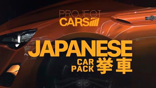 Los bólidos japoneses llegan a Project CARS 1